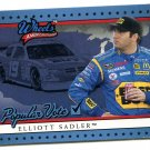 2008 Wheels American Thunder Racing Card #82 Elliot Sadler
