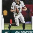 2016 Score Football Card #239 Sam Bradford
