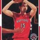 2007 Fleer Basketball Card #18 Jorge Garbajosa