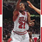 2007 Fleer Basketball Card #34 Chris Duhon