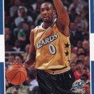 2007 Fleer Basketball Card #42 Gilbert Arenas