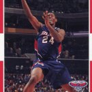 2007 Fleer Basketball Card #85 Marvin Williams