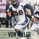2015 Prestige Football Card #162 Von Miller