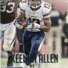 2015 Prestige Football Card #176 Keenan Allen