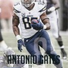 2015 Prestige Football Card #178 Antonio Gates