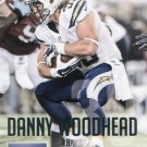 2015 Prestige Football Card #180 Danny Woodhead