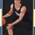 2007 Fleer Basketball Card 86/87 Rookies #153 Jason Smith