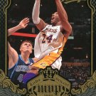 2008 Upper Deck MVP Basketball Card Kobe MVP #84 Kobe Bryant