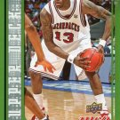 2008 Upper Deck MVP Basketball Card SE #82 Sonny Weems