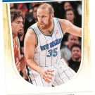 2011 Hoops Basketball Card #92 Chris Kaman