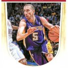 2011 Hoops Basketball Card #97 Steve Blake