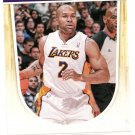 2011 Hoops Basketball Card #101 Derek Fisher