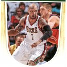 2011 Hoops Basketball Card #125 Drew Gordon