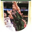 2011 Hoops Basketball Card #126 Ersan Ilyasova