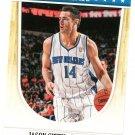 2011 Hoops Basketball Card #155 Jason Smith