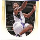 2011 Hoops Basketball Card #208 Tyreke Evans