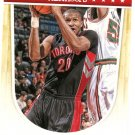 2011 Hoops Basketball Card #224 Leonardo Barbosa
