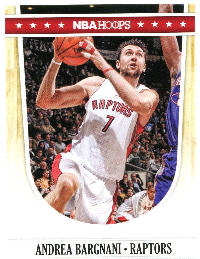 2011 Hoops Basketball Card #225 Andrea Bargnani