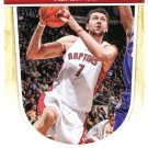 2011 Hoops Basketball Card #225 Andrea Bargnani