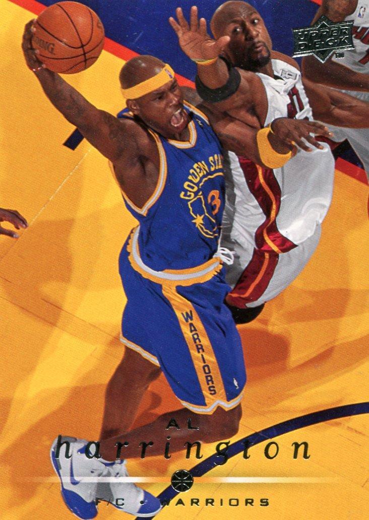 al harrington basketball