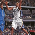 2008 Upper Deck Basketball Card #89 Mike Conley