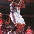 2008 Upper Deck Basketball Card #121 Eddie Curry