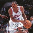 2008 Upper Deck Basketball Card #143 Louis Williams