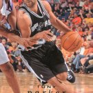 2008 Upper Deck Basketball Card #173 Tony Parker