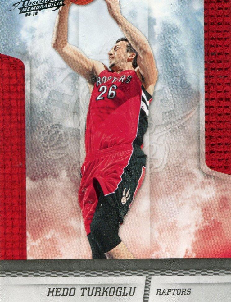 2009 Absolute Basketball Card #94 Hedo Turkoglu