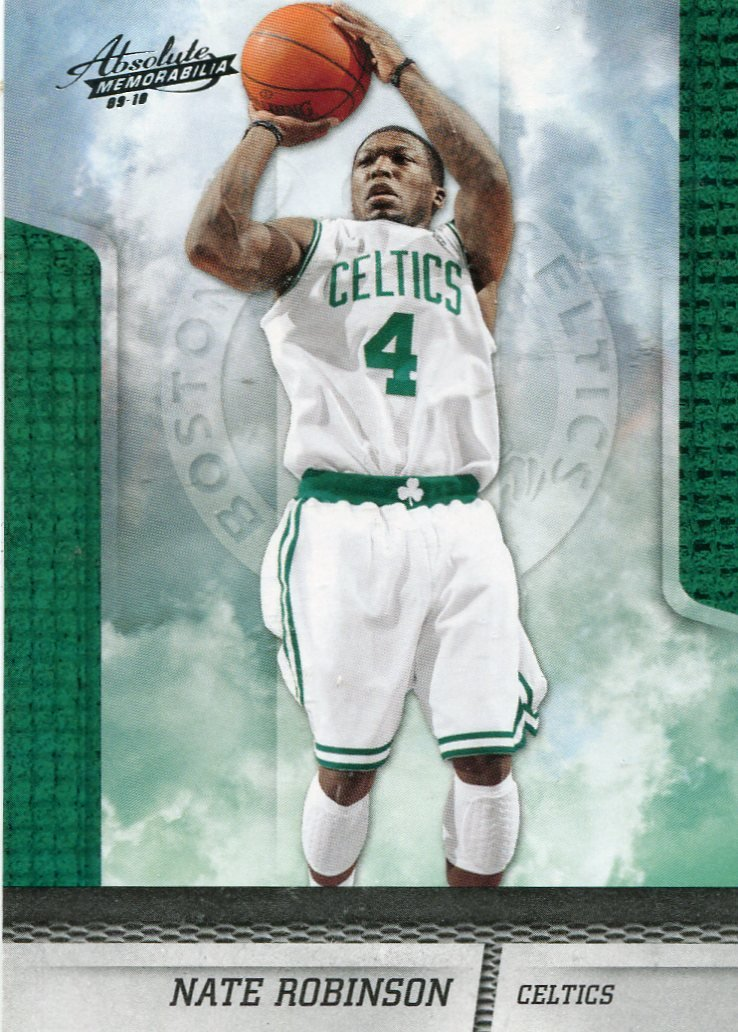 2009 Absolute Basketball Card #97 Nate Robinson