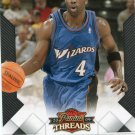 2009 Threads Basketball Card #12 Antwan Jamison