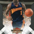2009 Threads Basketball Card #17 Stephen Jackson