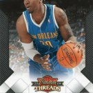 2009 Threads Basketball Card #20 David West