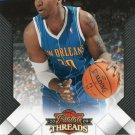 2009 Threads Basketball Card #20 David West