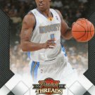 2009 Threads Basketball Card #40 Chauncy Billups