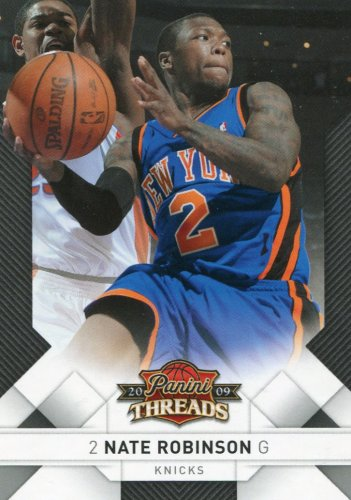 2009 Threads Basketball Card #66 Nate Robinson