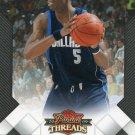2009 Threads Basketball Card #70 Josh Howard