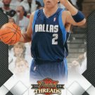 2009 Threads Basketball Card #77 Jason Kidd