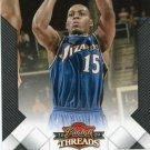 2009 Threads Basketball Card #82 Randy Foye