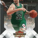 2009 Threads Basketball Card #92 Brad Miller