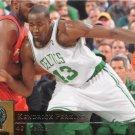 2009 Upper Deck Basketball Card #11 Kendrick Perkins