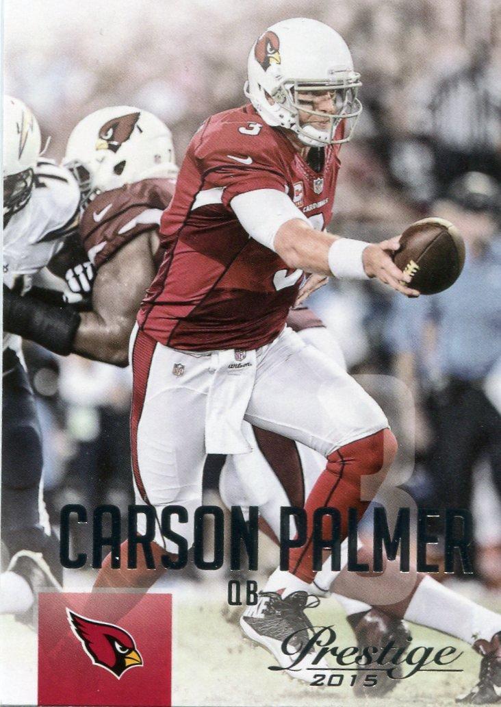 2015 Prestige Football Card #182 Carson Palmer