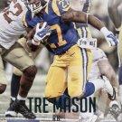 2015 Prestige Football Card #192 Tre Mason