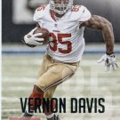 2015 Prestige Football Card #197 Vernon Davis