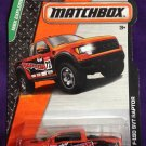 2015 Matchbox #118 Ford F-150 SVT Raptor