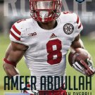 2015 Prestige Football Card #203 Ameer Abdullah