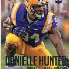 2015 Prestige Football Card #219 Danielle Hunter