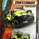 2014 Matchbox #44 Cliff Hanger