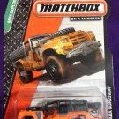 2014 Matchbox #51 Sahara Survivor