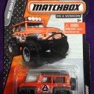 2014 Matchbox #62 Dune Dog